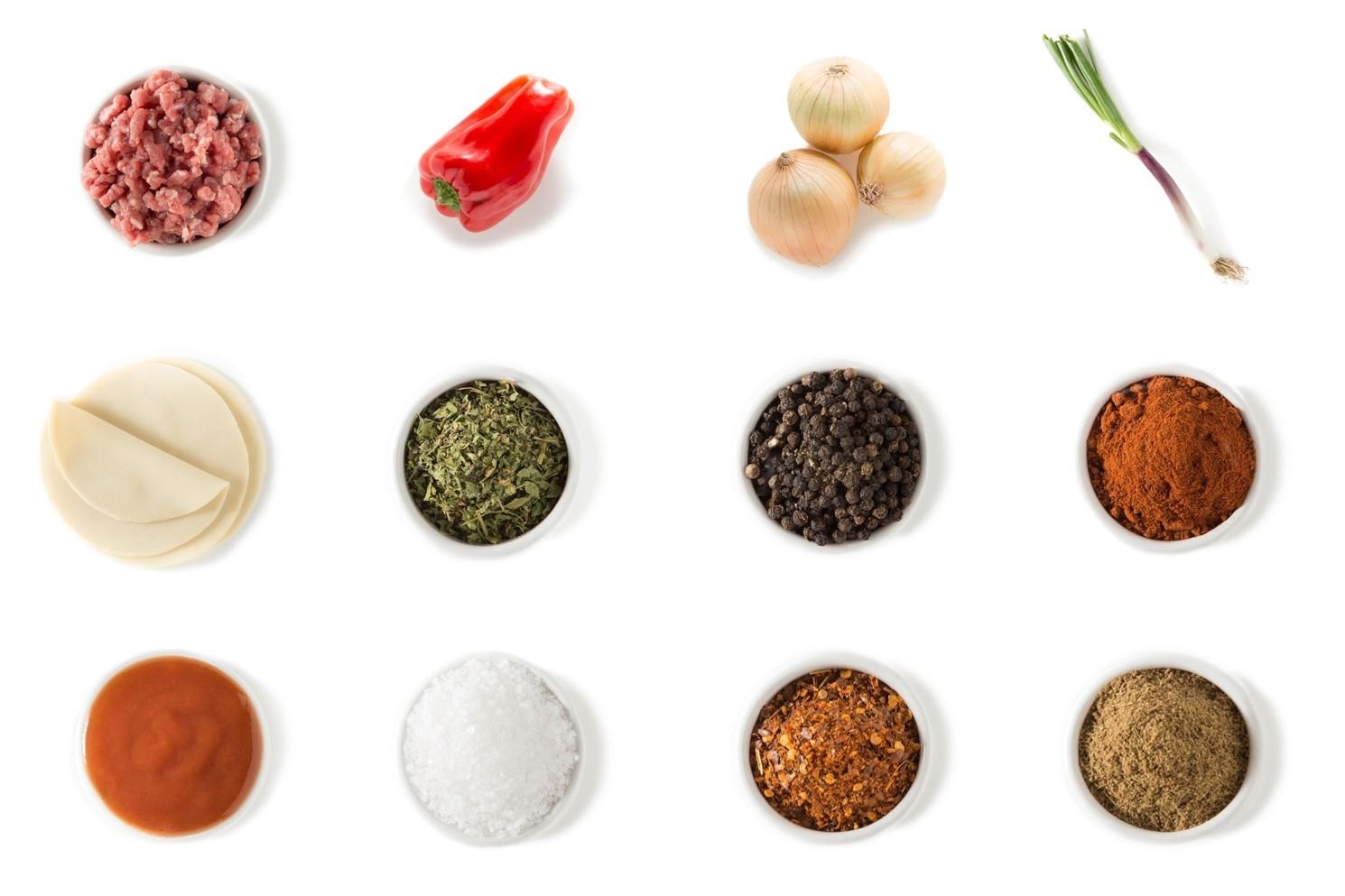 Empanada_Carne ingredientes