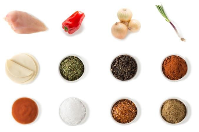 empanada_pollo ingredientes